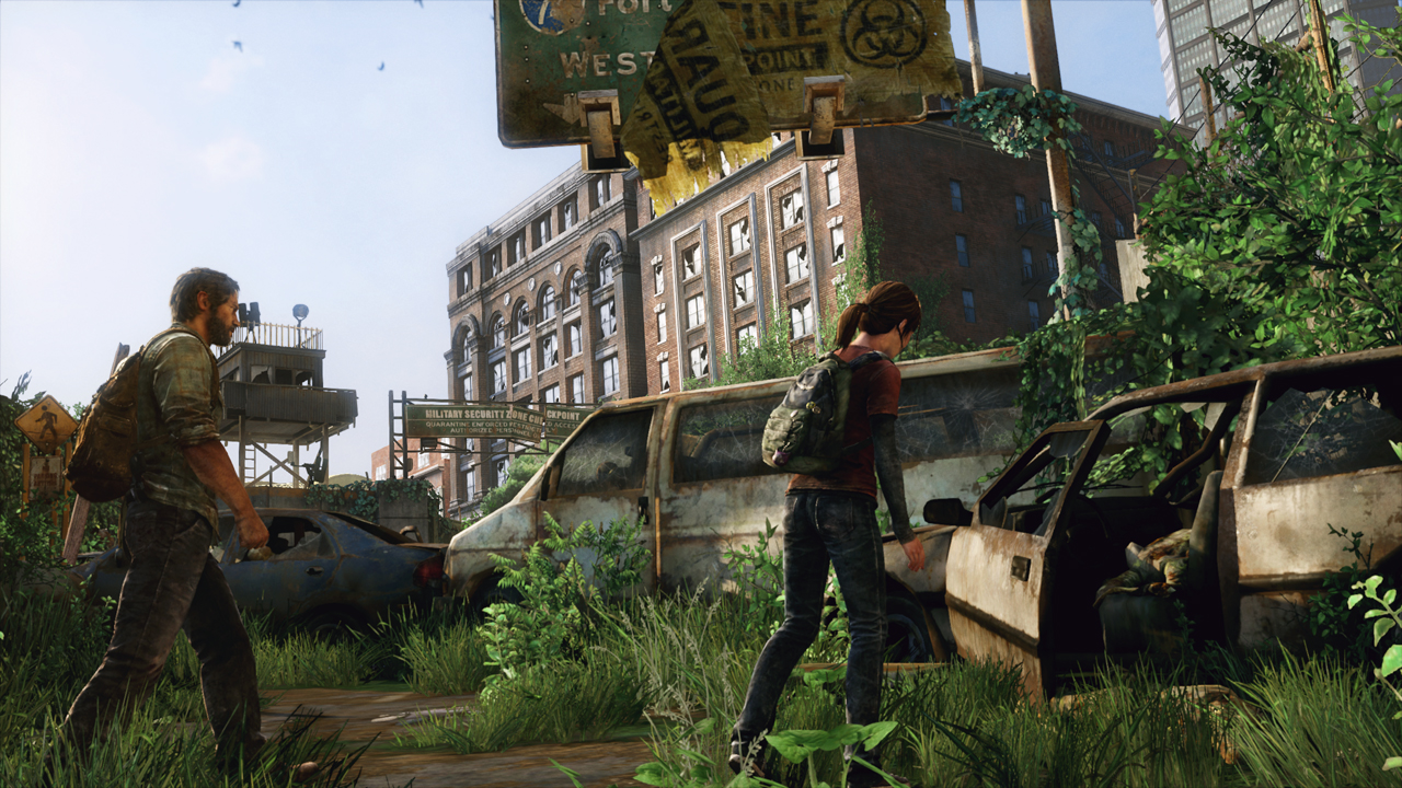The Last of Us: Remastered confirmado para PS4