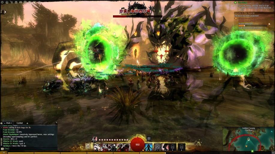 Tactics - destroy the portals