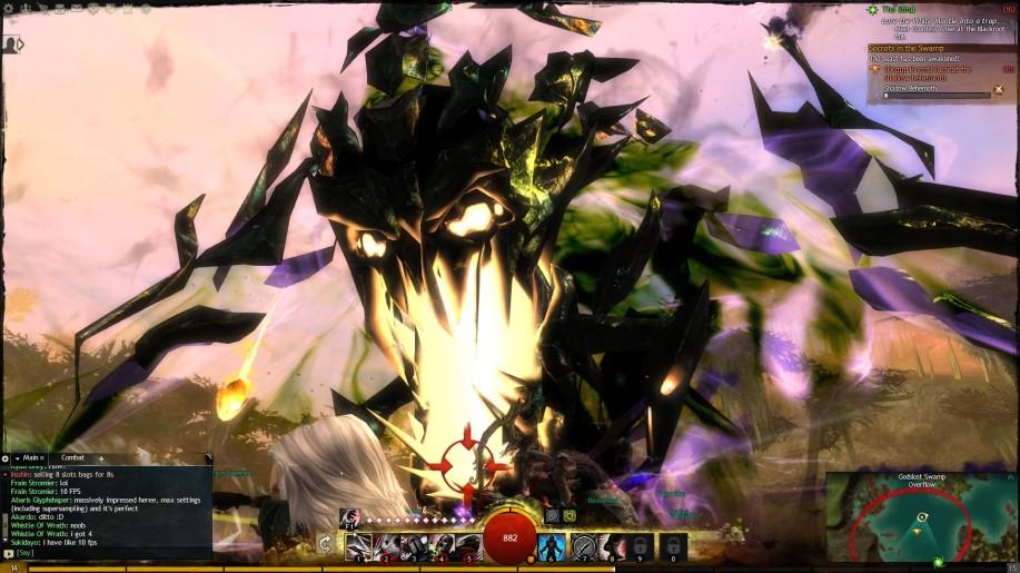 Aww, what a cute Shadow Behemoth