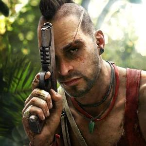 Villain Vaas. He is totally off his rocker