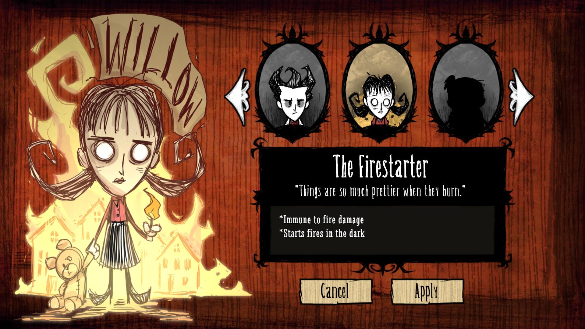 The Firestarter
