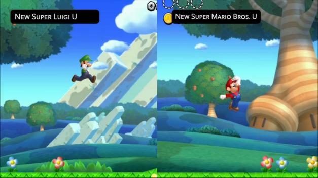 Luigi Jump